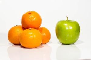 Apple & Oranges